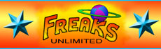 Freaks Unlimited juggling equipment